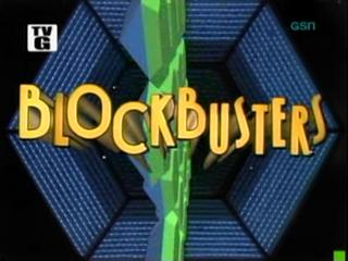 Blockbusters Logo