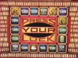 Press Your Luck Logo